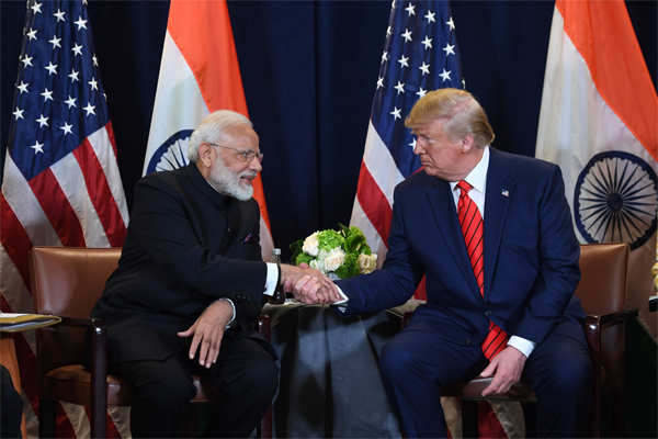 The US President and his wife will reach Delhi where he and PM Modi will hold talks on February 25.