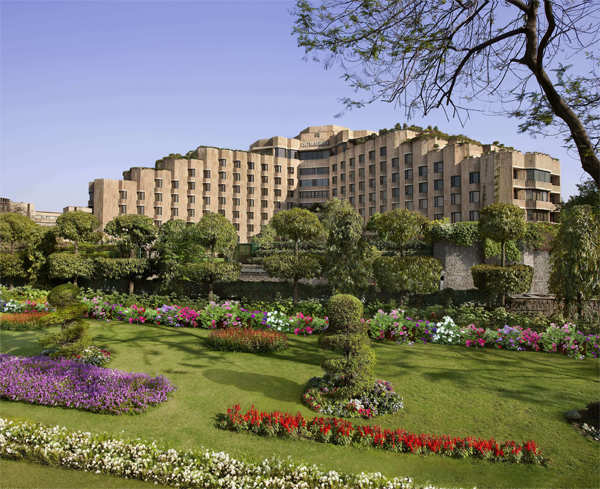​The Trumps' are expected to check-into ITC Maurya. (Image: .itchotels.i​n)