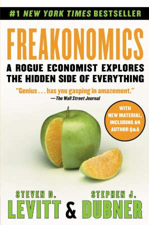 'Freakonomics' by Stephen J. Dubner and Steven Levitt is Patel's another favourite.