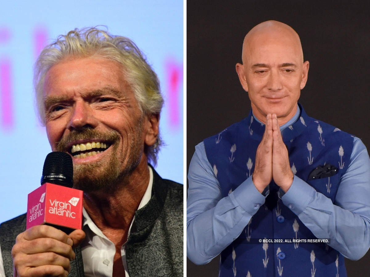 Other companies involved in space tourism are Richard Branson's Virgin Galactic and Jeff Bezos' Blue Origin.