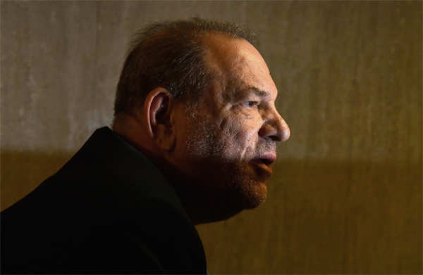 A day after a jury branded Harvey Weinstein a convicted rapist, the former film producer remained at a New York City hospital.
