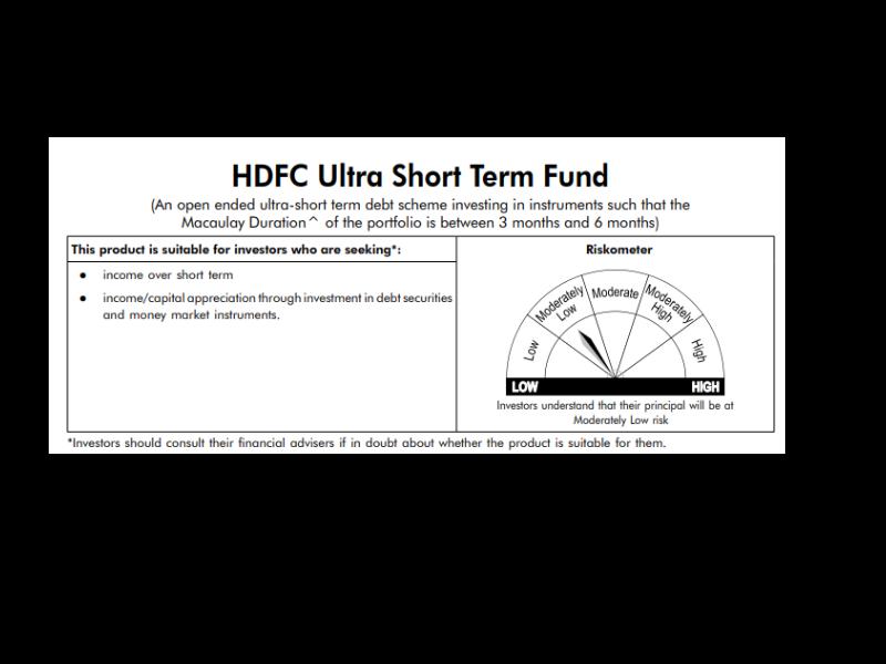 HDFC_Ultra_Short_Term_Fund