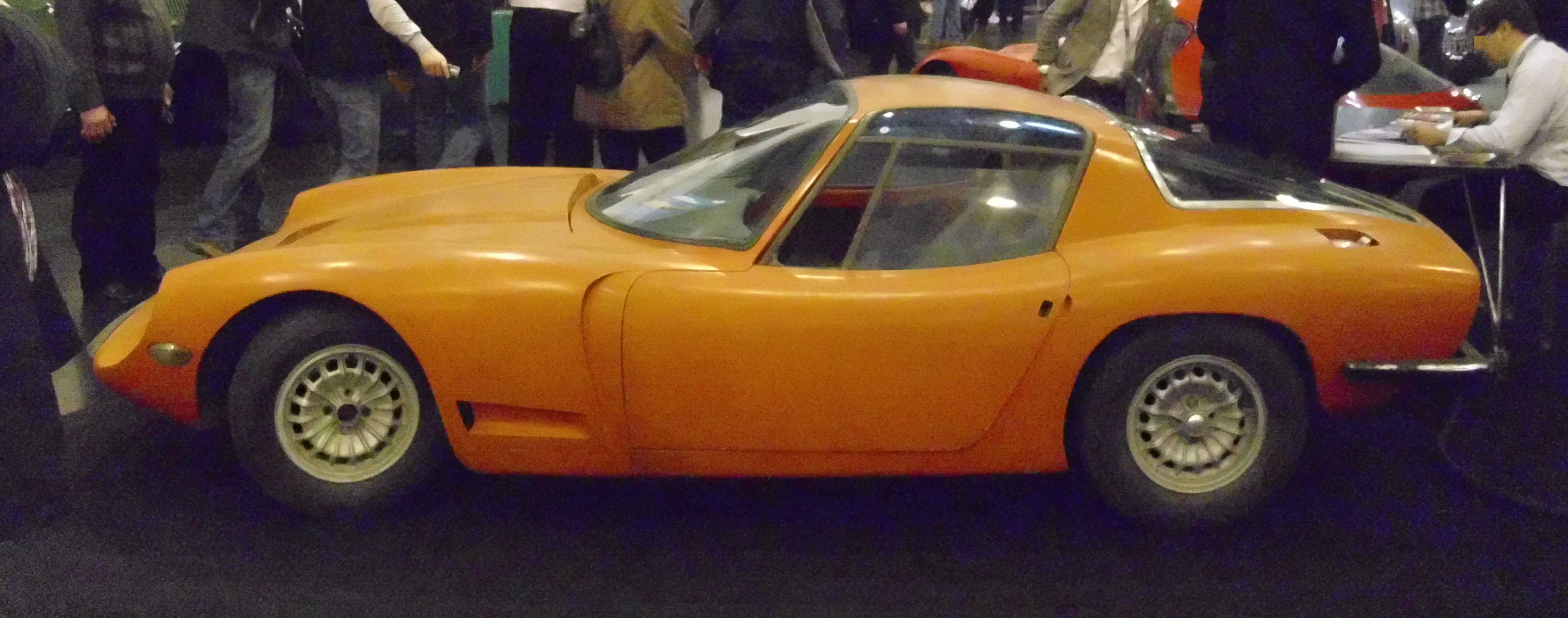 The 1900 GT Europa and P538S would follow before Bizzarrini was declared bankrupt in 1969.
