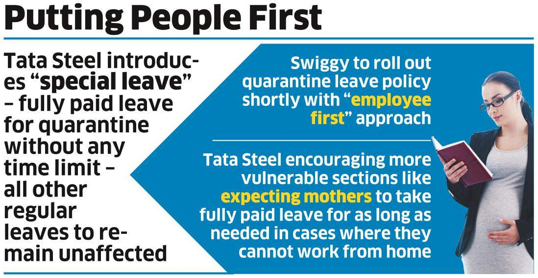 'Special Leave' to Ensure Isolation Doesn't Hit Pay