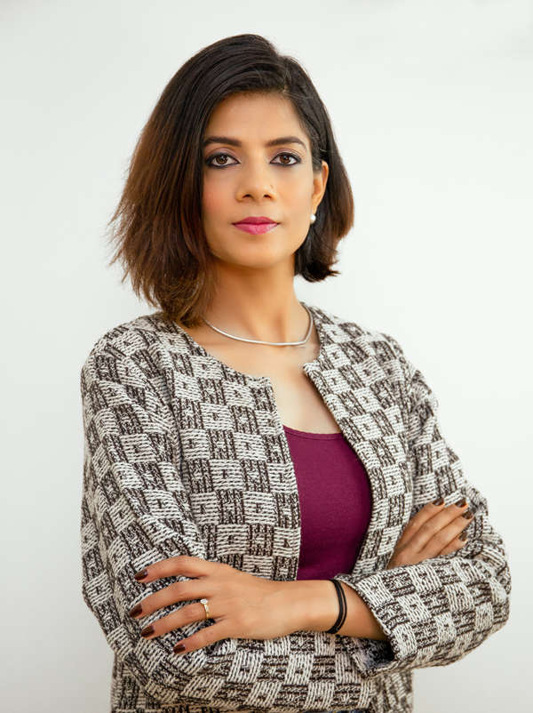 Shalini Sharma says communication is key for teams working remotely.