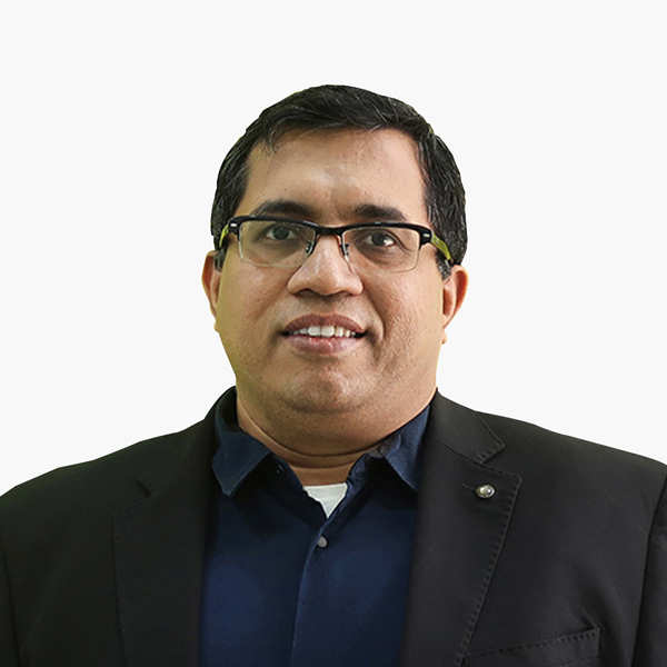 Narayan Mahadevan says that taking short breaks, while staying connected with colleagues always helps in remote working culture. 