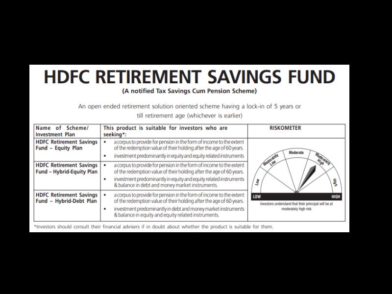 HDFC_Retirement_Savings_Fund