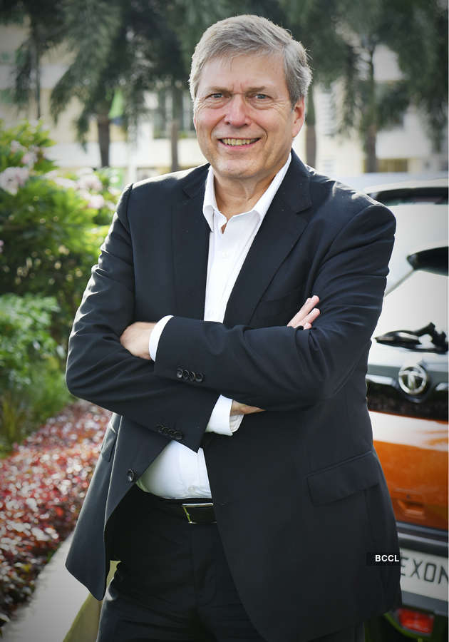 Mr. Guenter Butschek - CEO and MD - Tata Motors