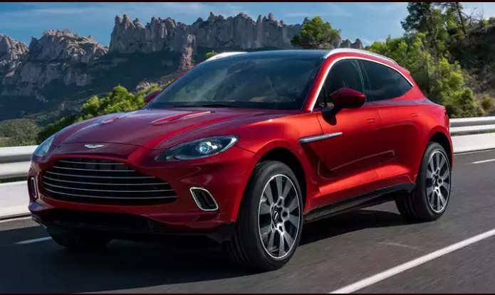 Aston Martin's make-or-break DBX, another latecomer to the luxury SUV game, is the first of its kind from the 107-year-old brand.