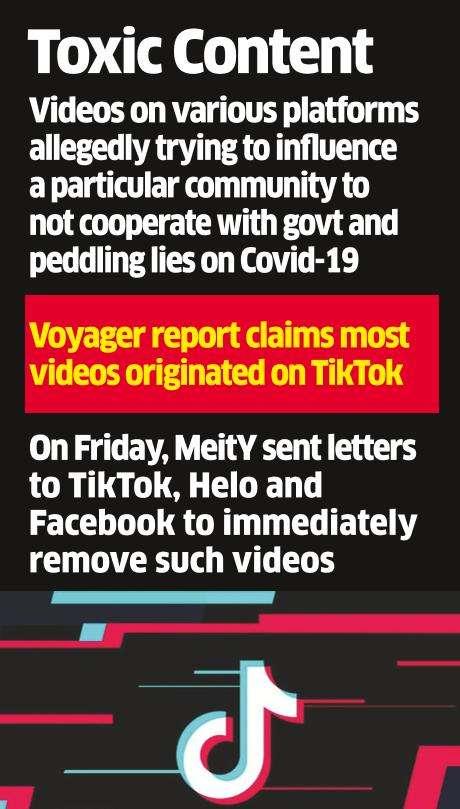 Remove Videos Spreading Covid Lies: Govt to Cos