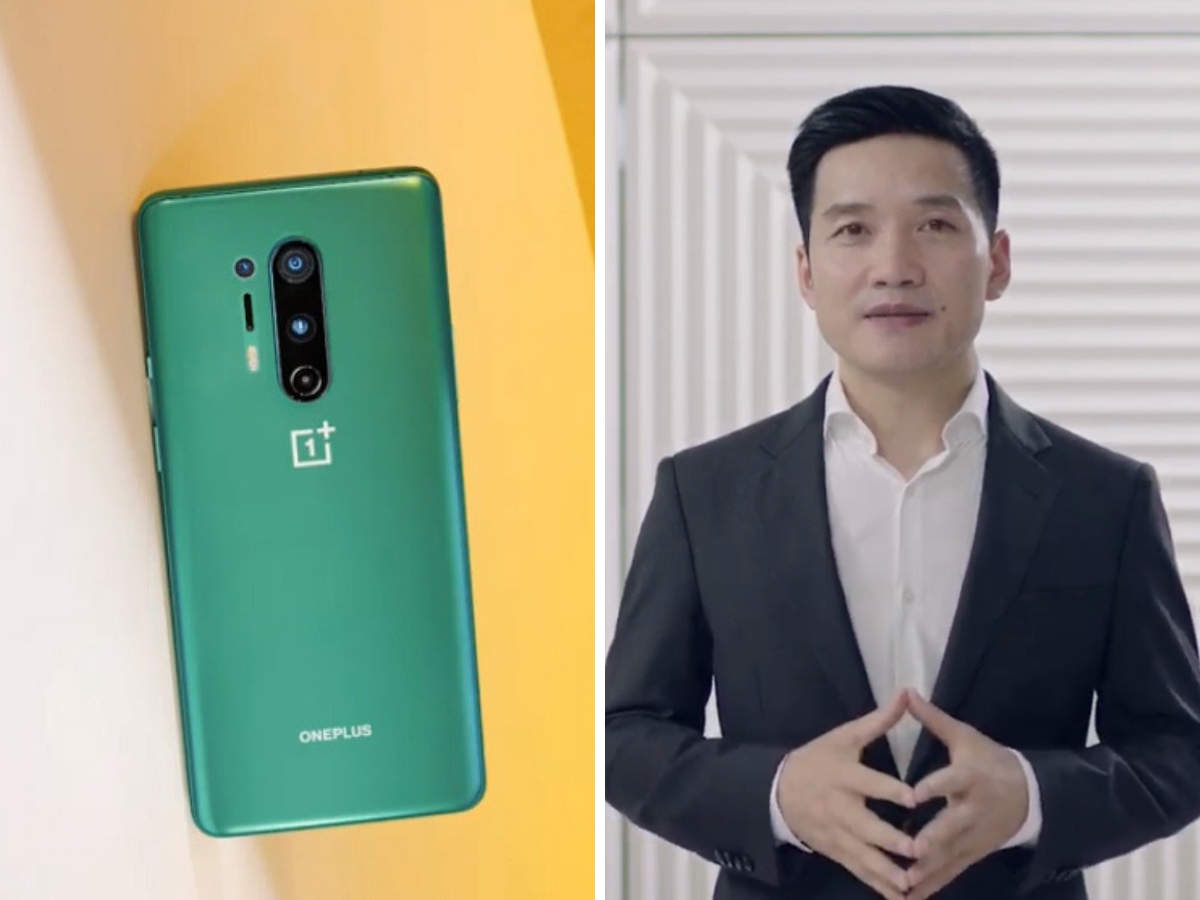 OnePlus ​CEO Pete Lau​ addressed the fans during the event from home, and said that the company plans to say heavily-invested in 5G technology.