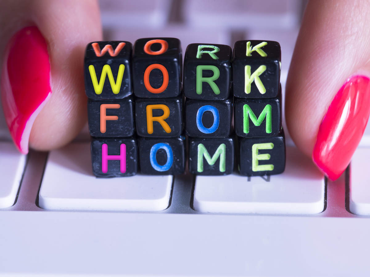 working from home1_iStock