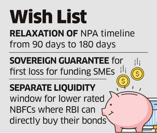 Banks to Ask RBI for Softer NPA Norms, Govt Cover for SME Loans