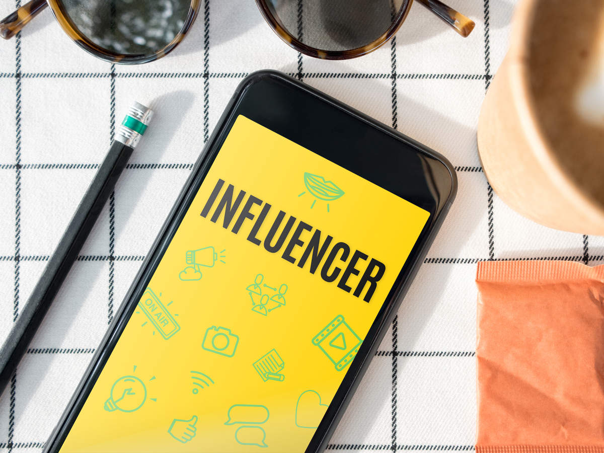Influencers are also going through a financial crunch.