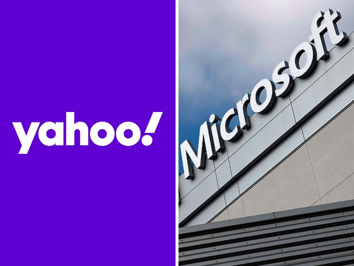 ​Microsoft's several attempts of a cash-and-stock deal with Yahoo! ​​failed.