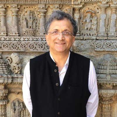 Modern India historian Ramachandra Guha, sent out a tweet quoting a message from Banerjee.