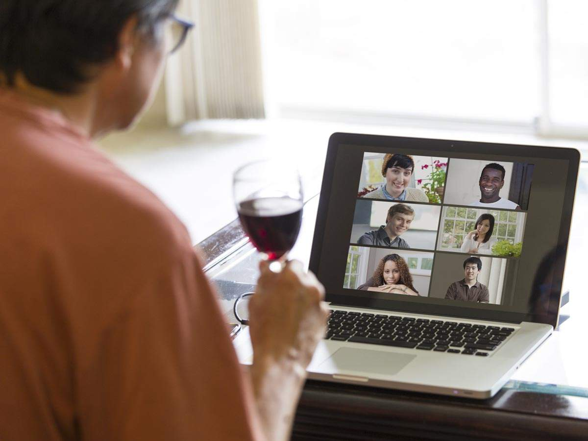 With a little bit of time management, you can get your mom and your entire family together on a Zoom call.