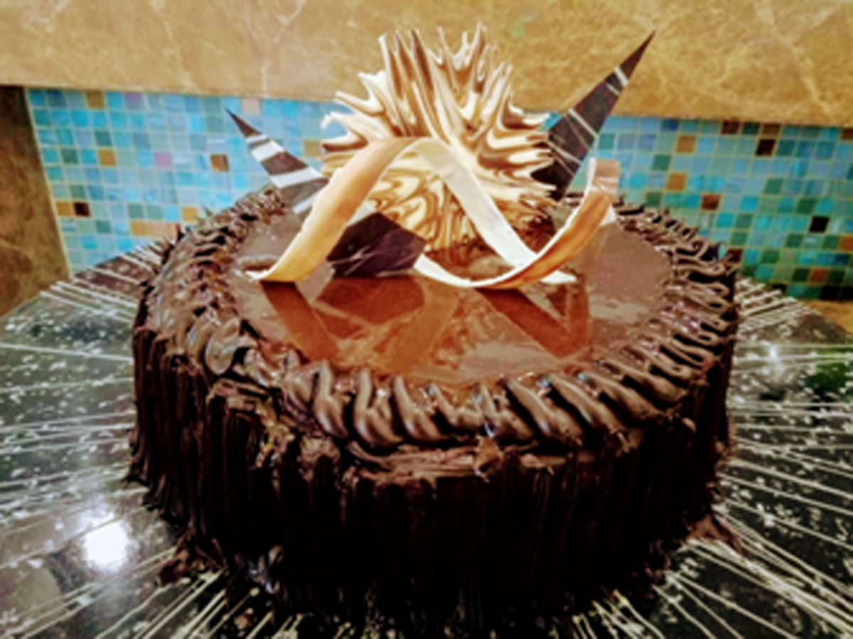 Chocolate Cake Celebrate Mother S Day In Lockdown Diy Cake Zoom Party Other Gifts That Will Make Your Mum Feel Special The Economic Times