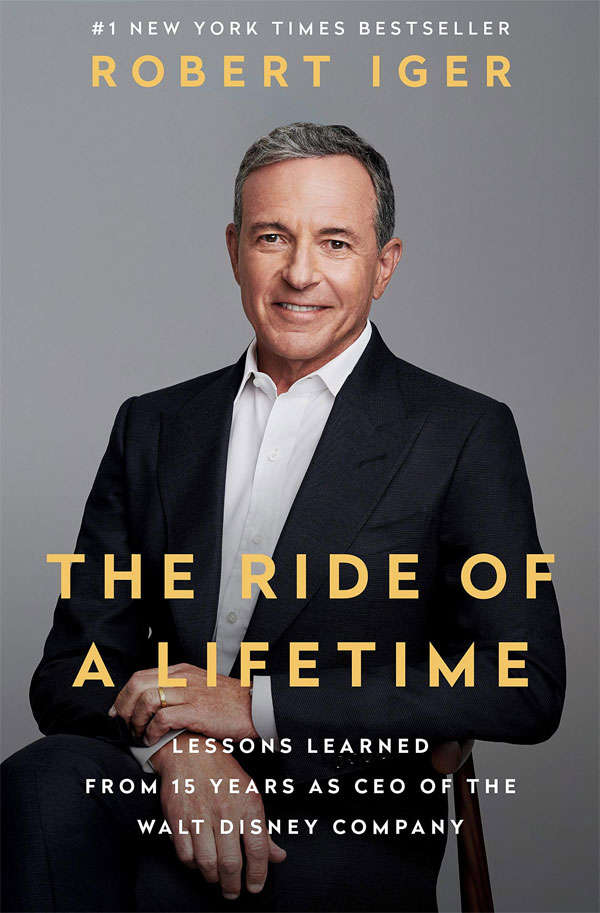 'The Ride of a Lifetime' by Bob Iger