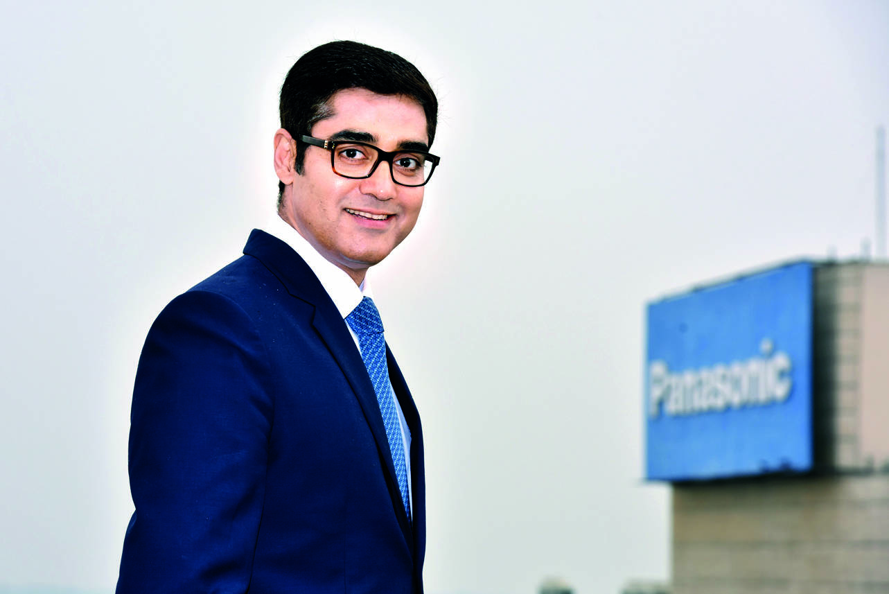 Manish Sharma, CEO, Panasonic India and South Asia, has been back in his Gurugram office for two weeks.