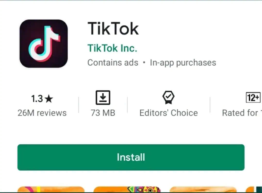Carry's army brought down TikTok's rating on Google Play Store.