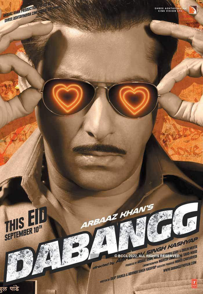 The animated series of 'Dabangg' will chronicle the day-to-day life of Police Officer Chulbul Pandey. 
