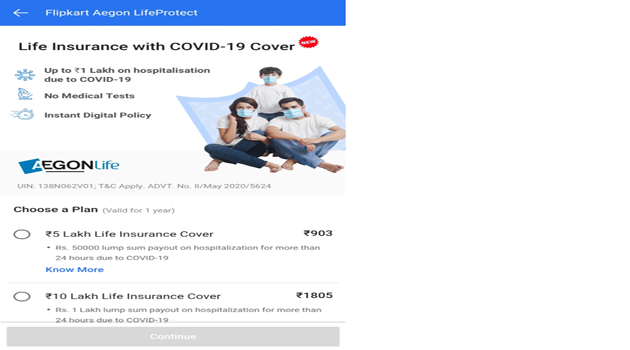 Aegon Life Launches 1 Year Term Insurance With Covid 19 Cover How