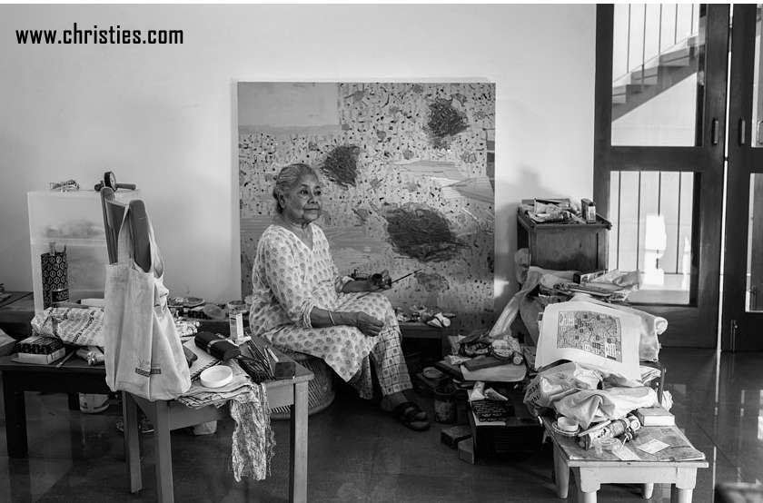 Of the total, 22 per cent are women artists, led by modernist painter Arpita Singh.
