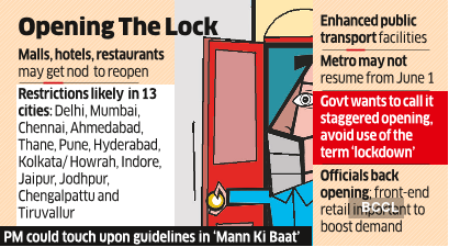 Most states want lockdown to be extended, say home ministry sources
