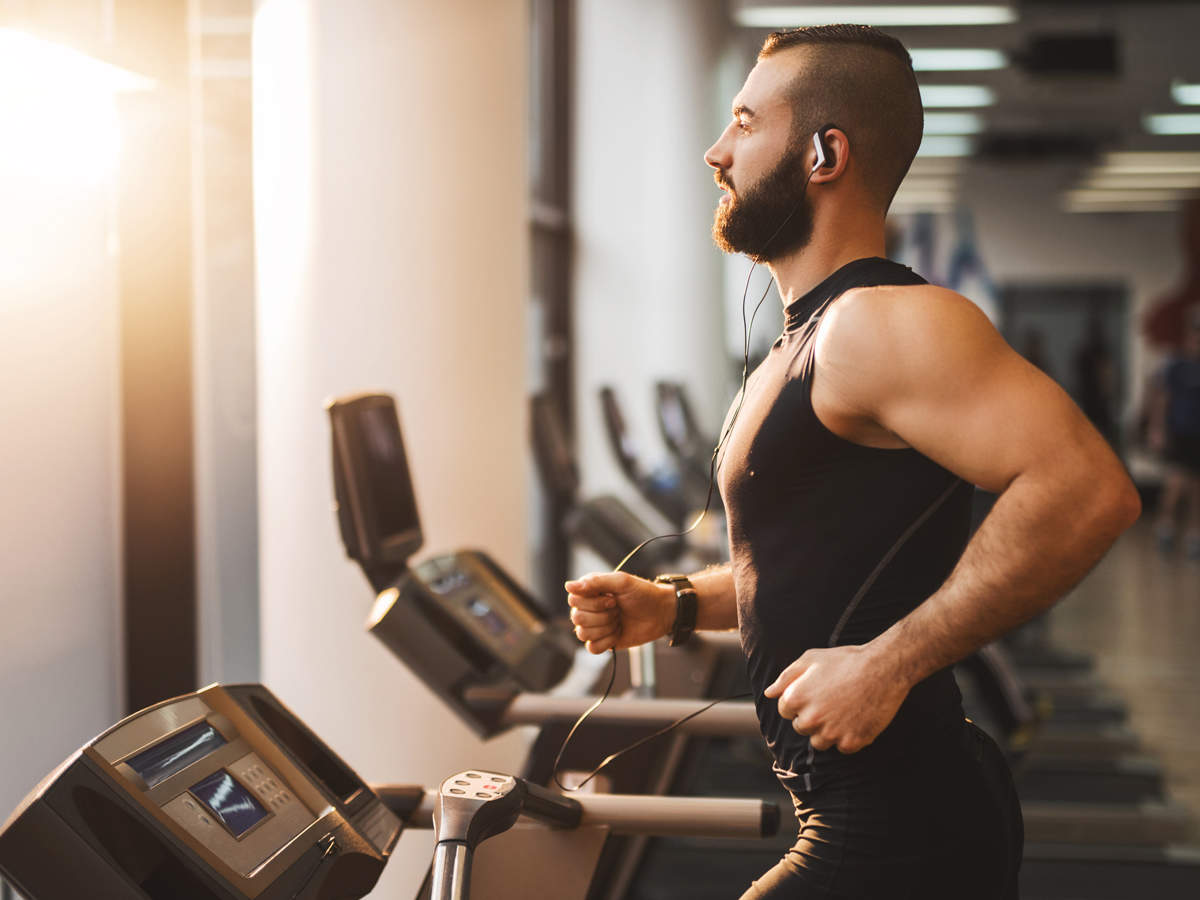 Though treadmill provides a uniform, predictable surface in relatively confined space for controlled exercise, there are some disadvantages associated with excessive training on a treadmill.