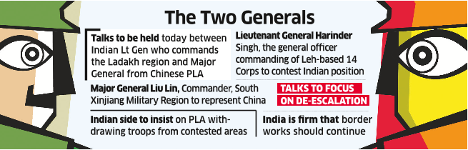 India to Take Tough Stand on PLA Incursions