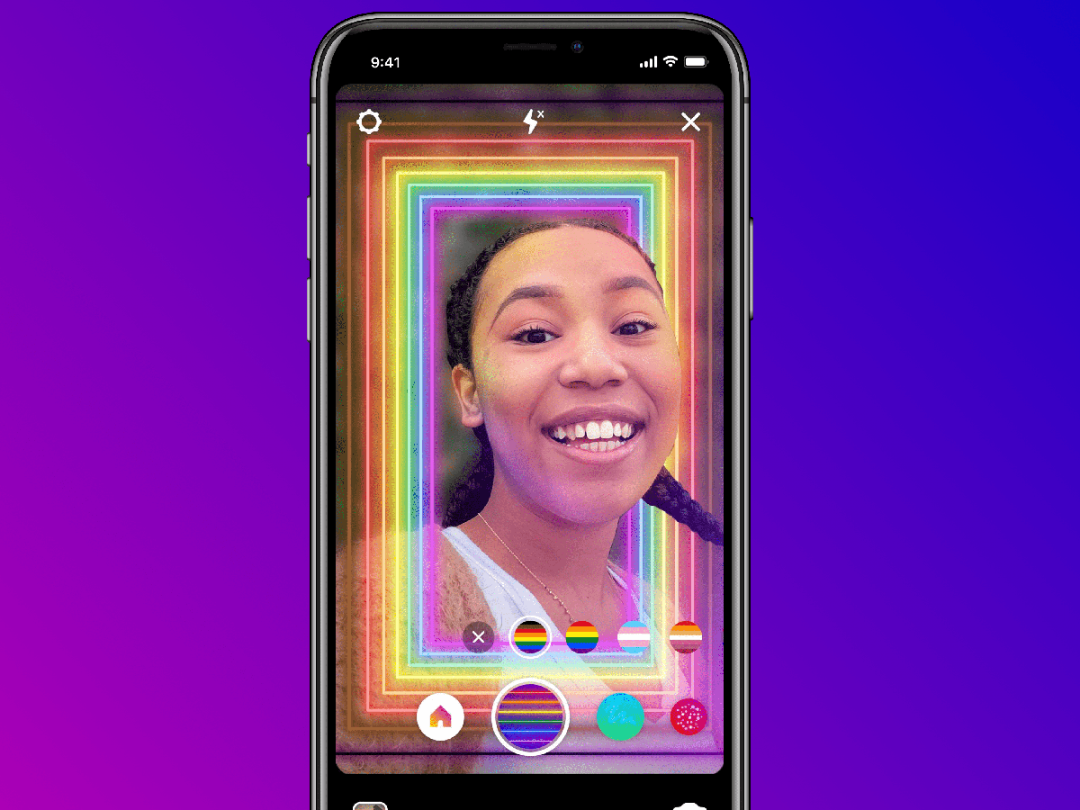 Photo-sharing app Instagram, too, has come up with a bunch of features and a well-being guide for the LGBTQIA+ community.