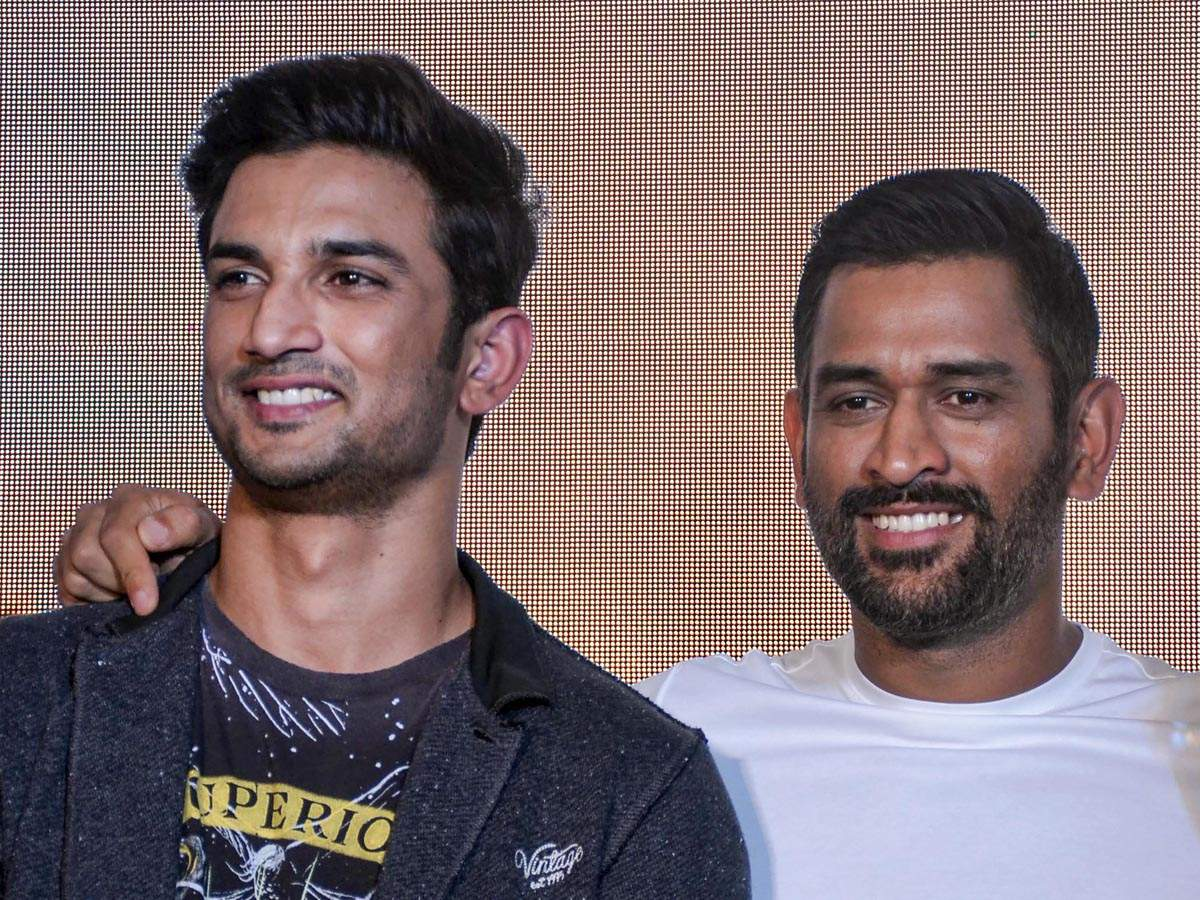 With Rajput, an adventure on the field chasing cricketing glory,seemed like his last, big outing on screen.