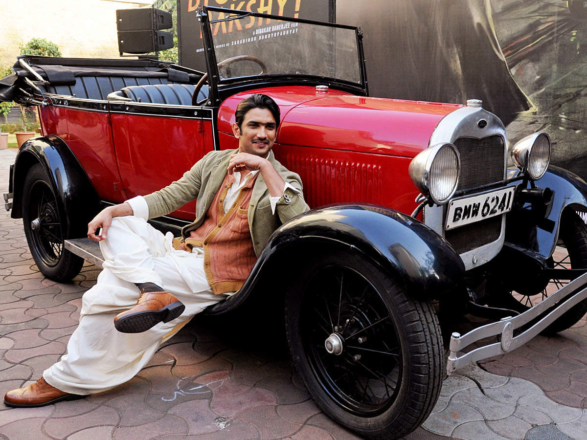 Three years later, Rajput decided to drop out of engineering, just two semesters away from graduating, came to Mumbai and acquired the skills to become an actor.