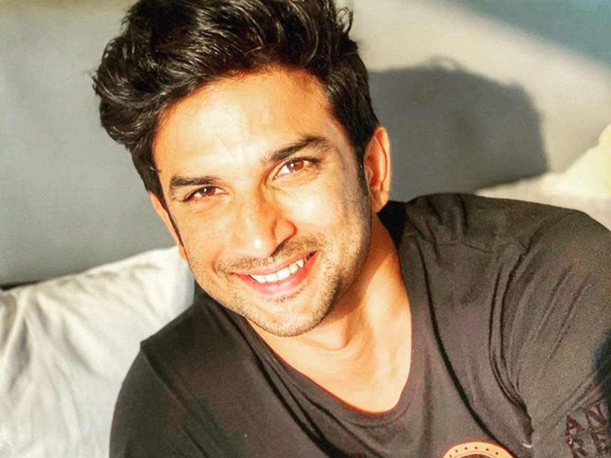 Rajput eventually got his big break when he was selected for a primetime television show.