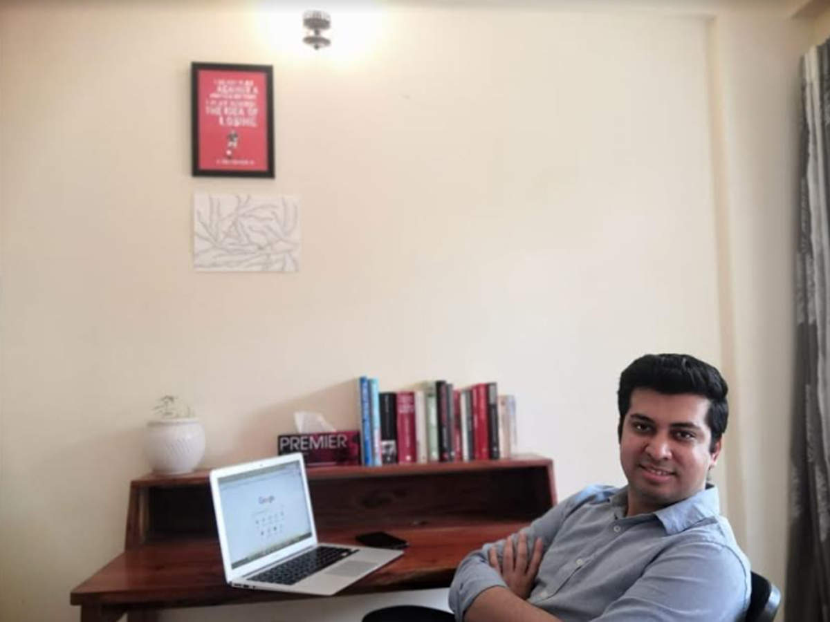 Sourabh Gupta shares how he is helping his team to make the most of working from home.