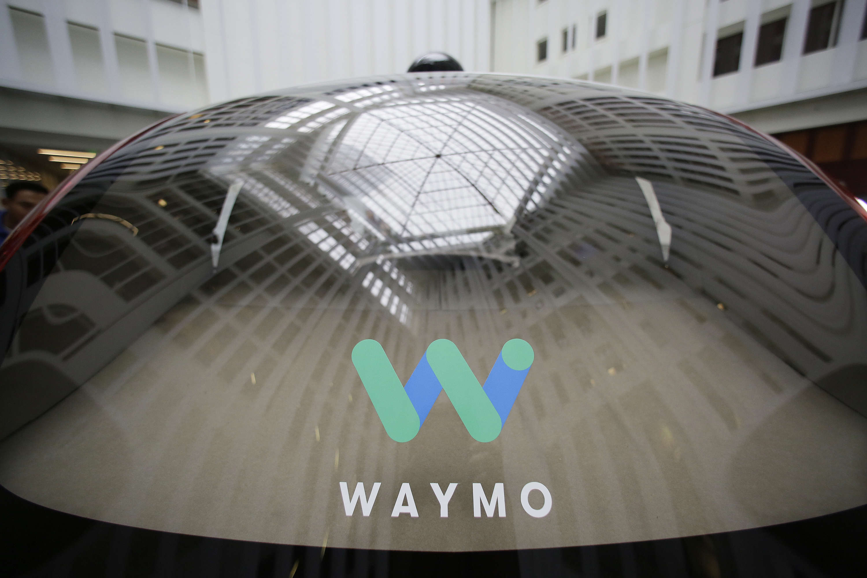 Before the pandemic, Waymo was running 1,000 to 2,000 rides per week.