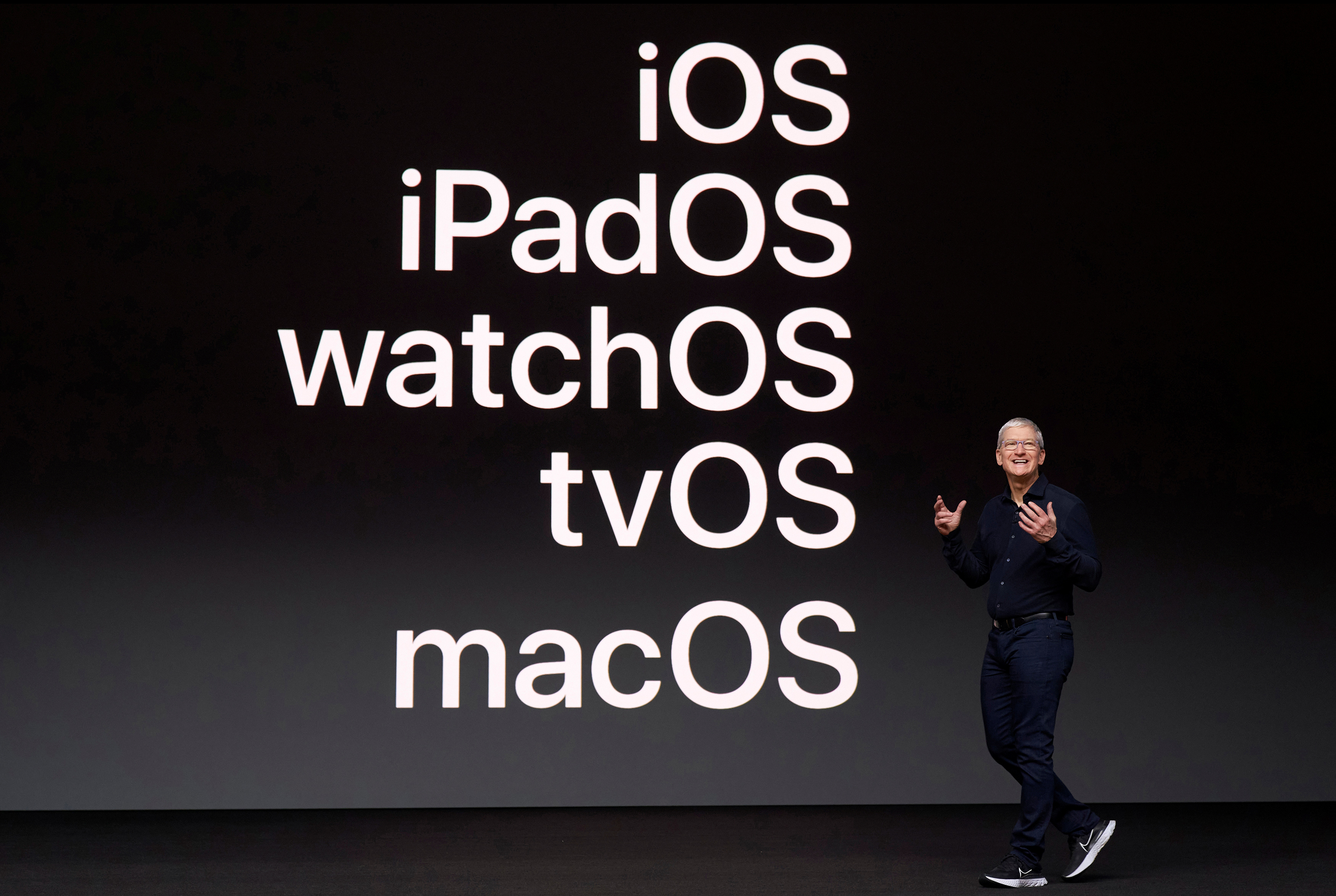Apple Inc Apple Wwdc 2020 Begins In An Empty Stadium Ios 14 Ipados 14 And Watchos 7 Come With Next Gen Features The Economic Times