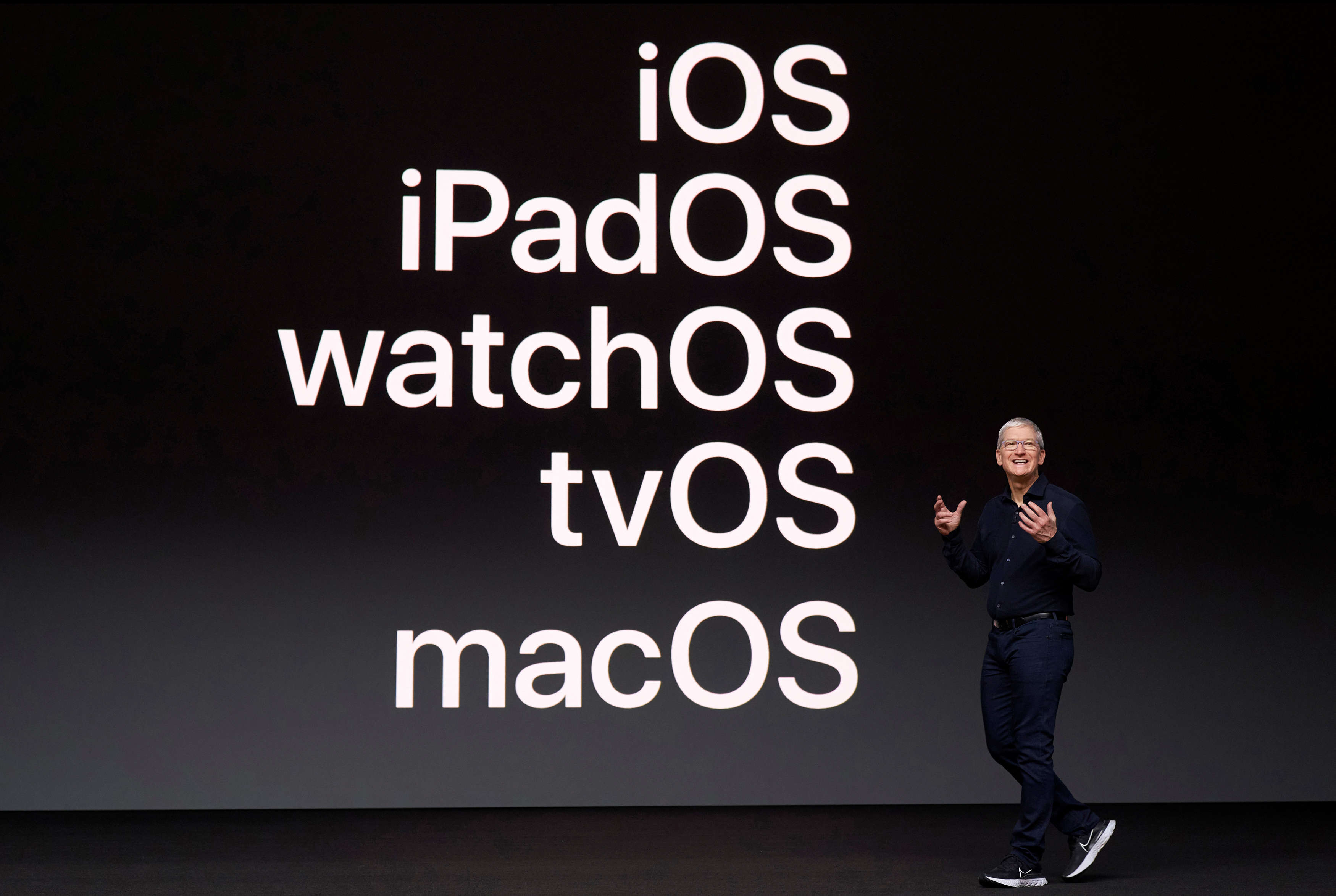 The ​mega updates in the Apple ecosystem were iOS 14, iPadOS 14 and WatchOS7, MacOS and tvOS.​