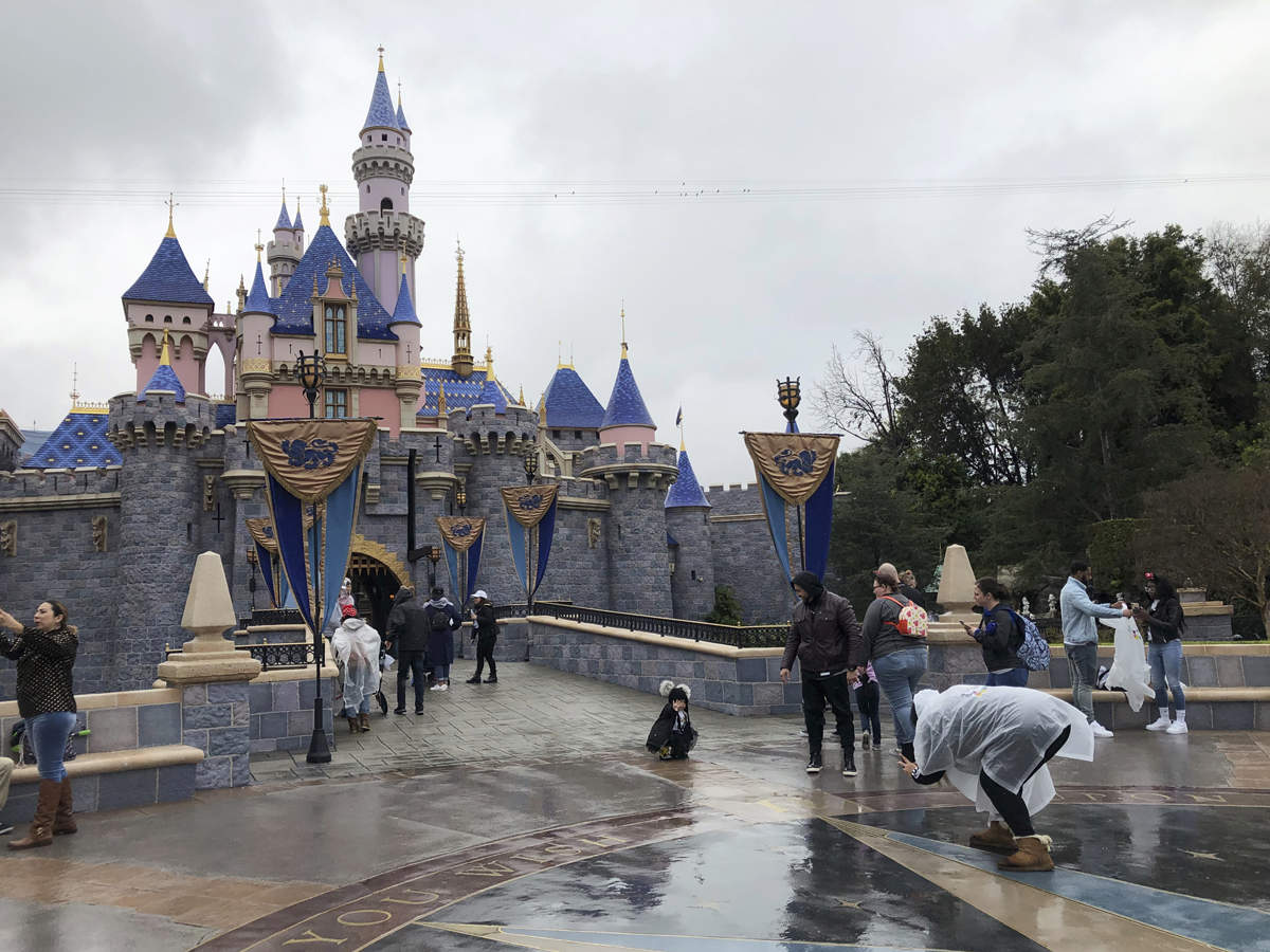 The company indicated it still planned to proceed with reopening Disney World in Florida on July 11.