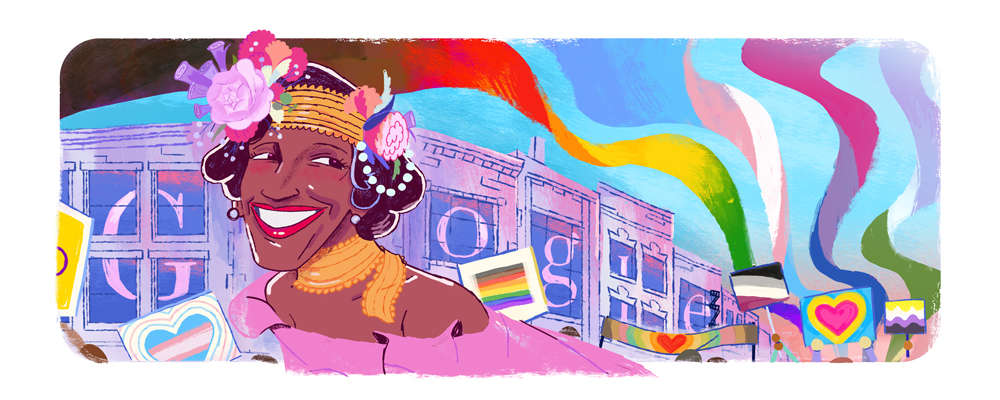 On this day in 2019, Marsha P. Johnson was posthumously honoured as a grand marshal of the New York City Pride March.