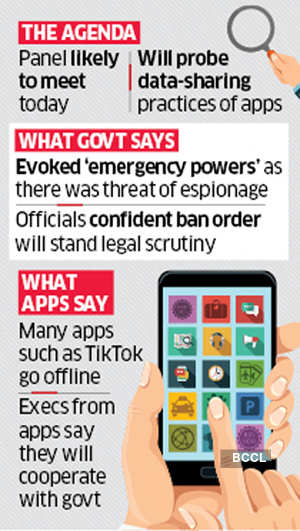 Top-level government panel to probe data practices of Chinese apps