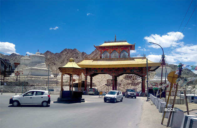 How Leh is besieged by pandemic, loss of tourism income and the shadow of war