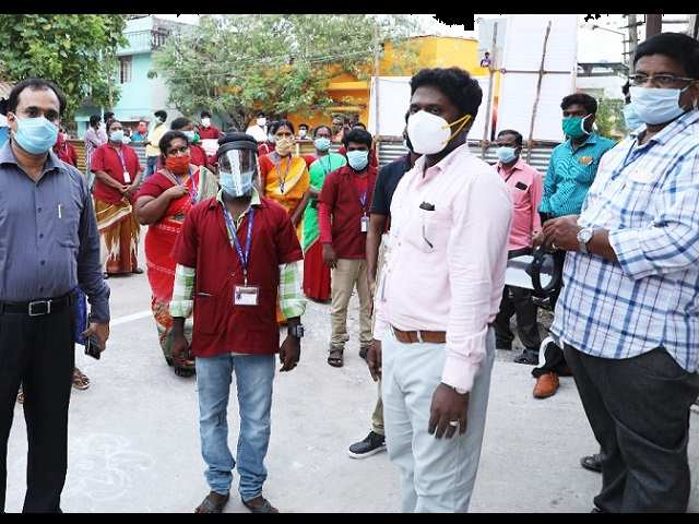 Cost-effective face shield – an innovative weapon in the fight against COVID-19 pandemic