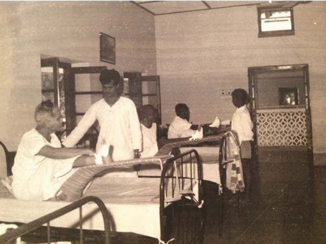 The Leprosy Mission Trust India's History Timeline