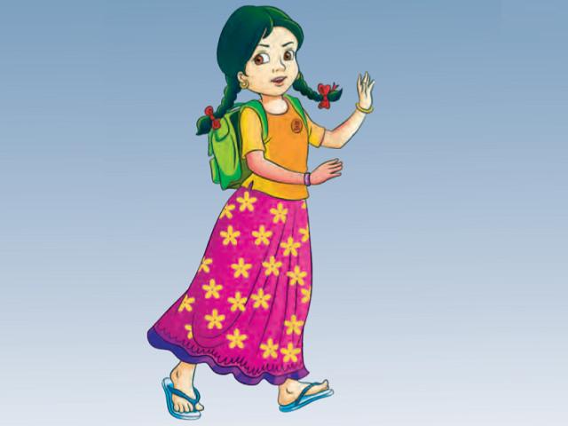 Sapna, the leprosy mascot talks about leprosy