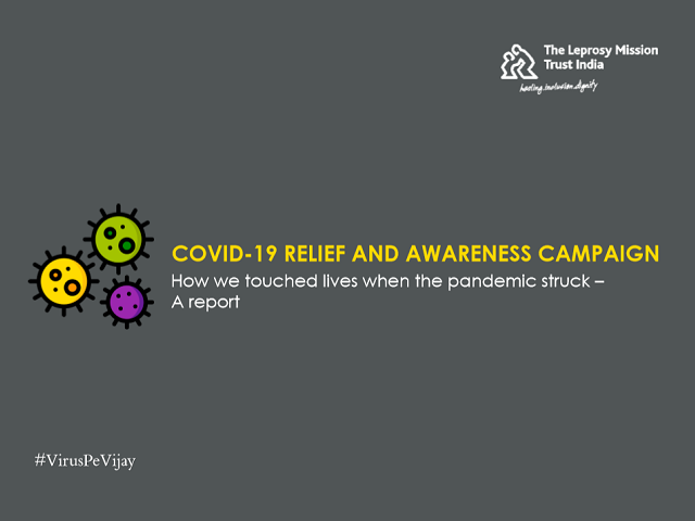 Covid-19 Relief and Awareness Campaign