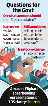 Digital Cos Seek Clarity on Ecomm Transactions Tax