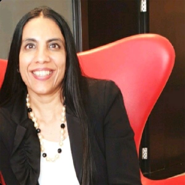 A seasoned banker, Radha Dhir has spent 25 years in the industry, and has also served as the first woman MD in Deutsche Bank.