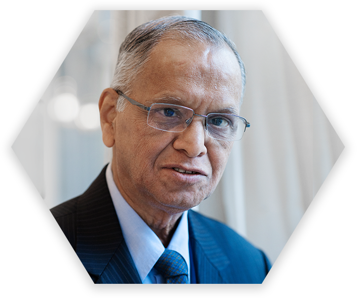 Message from Mr N R Narayana Murthy